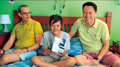 【台灣壹週刊】他和他生的他 男同志家庭的故事